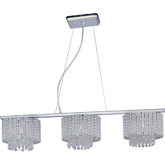 ET2 Milo 3 - Light Linear Pendant