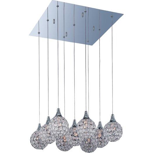 ET2 Vibrato 9 - Light Multi - Light Pendant