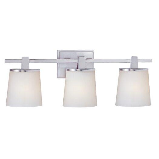 Dolan Designs Ellipse 3 Light Bath Vanity Light