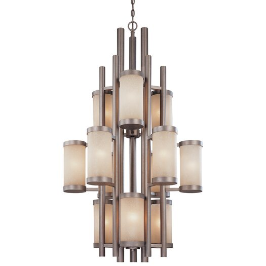 Dolan Designs Cortona 12 Light Chandelier