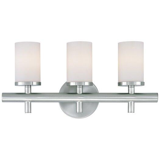 Dolan Designs Alto 3 Light Vanity Light