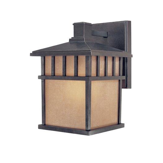 Dolan Designs Barton 1 Light Outdoor Wall Lantern