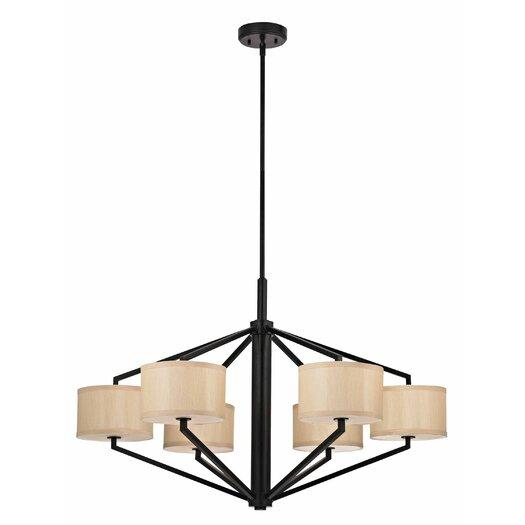 Dolan Designs Monaco 6 Light Chandelier
