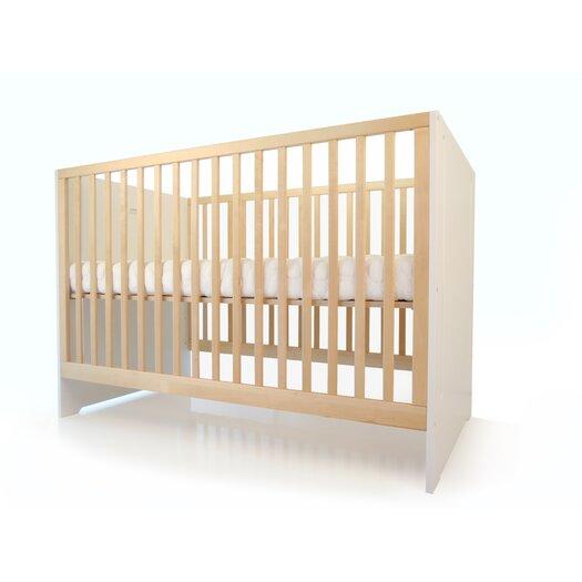 Spot on Square Oliv Convertible Crib