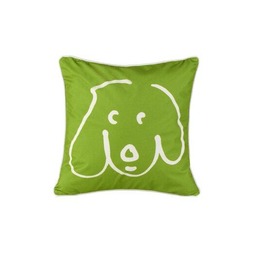 Crypton Doodle Dog Pillow