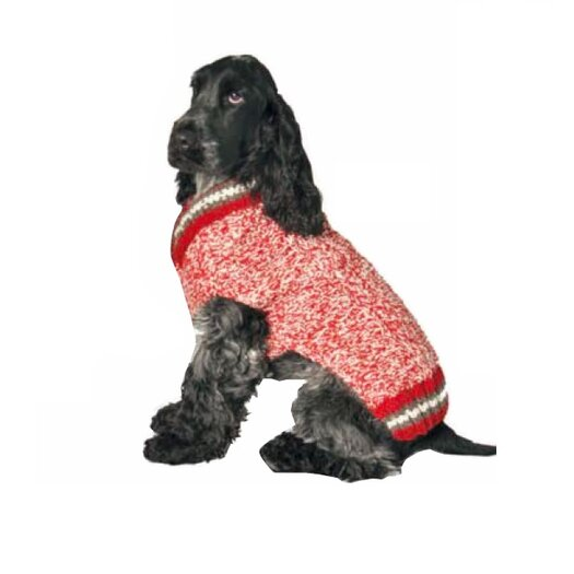 Chilly Dog Camp Dog Sweater