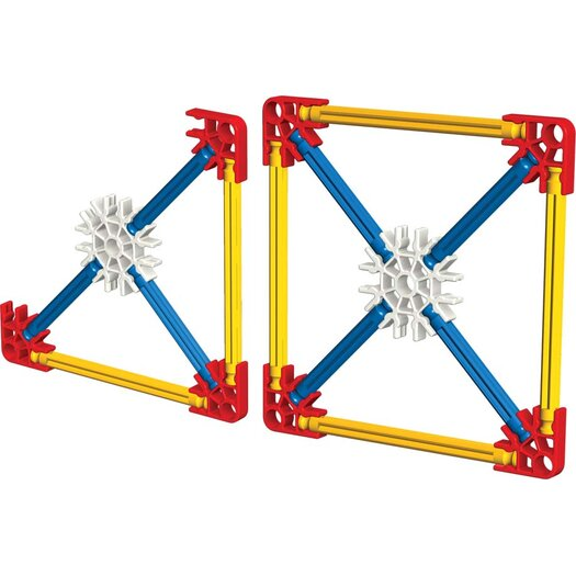 K'NEX Education Elementary Math and Geometry Building Set