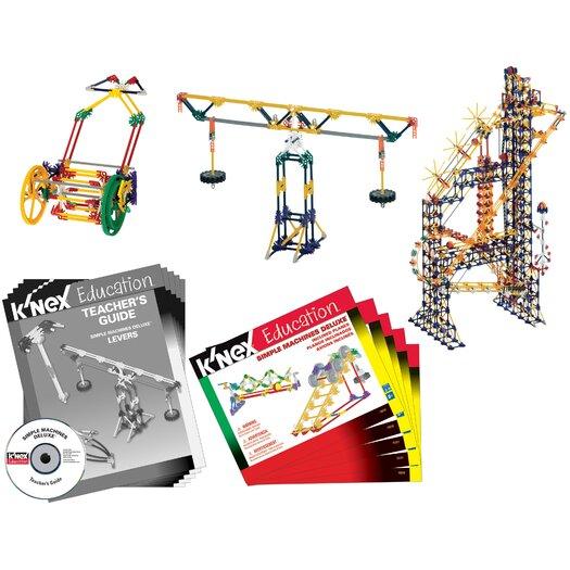 K'NEX Education Simple Machines Deluxe Building Set