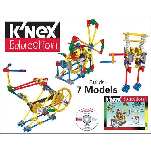 K'NEX Education Intro to Simple Machines Gears