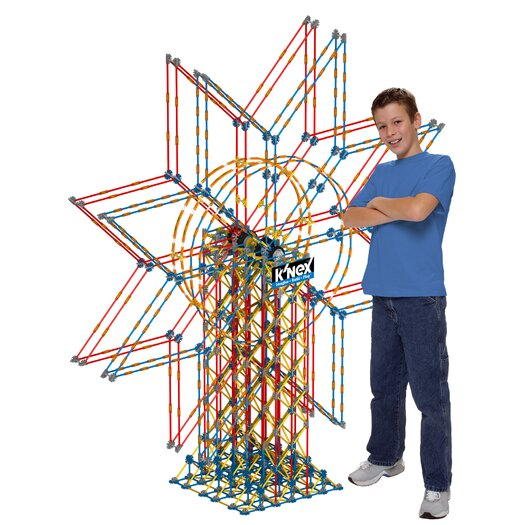 K'NEX Thrill Rides Double Ferris Wheel