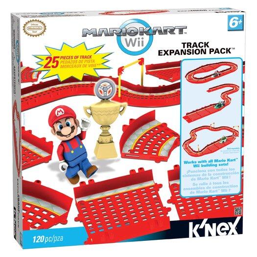 K'NEX Track Pack Building Set