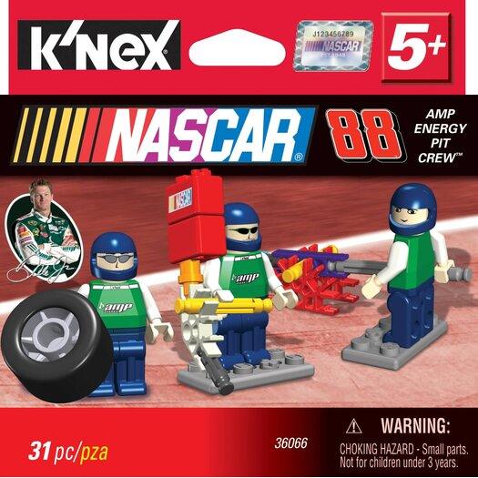 K'NEX 88 Amp Energy Pit Crew