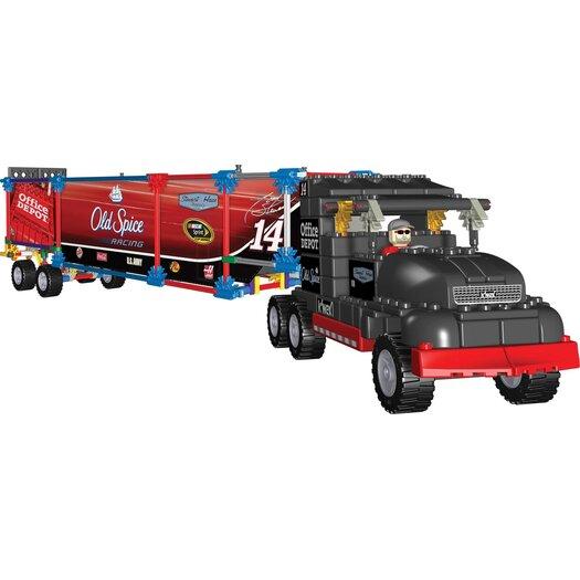 K'NEX 14 Office Depot Transporter Rig Building Set