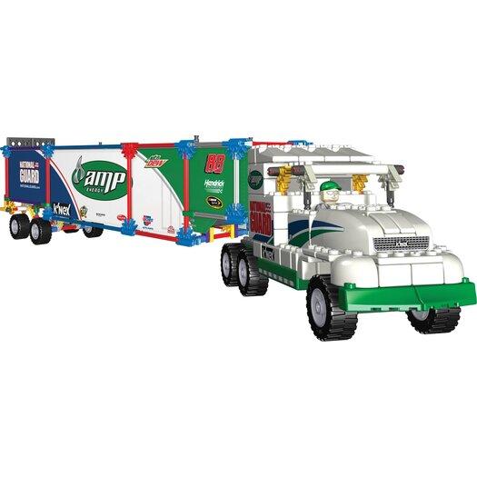 K'NEX 88 Amp Energy Transporter Rig Building Set