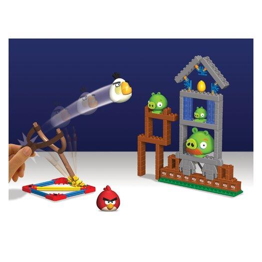 K'NEX Angry Birds Mission May'ham Building Set