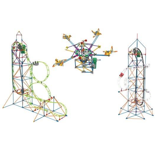 K'NEX Amusement Park Series - Space