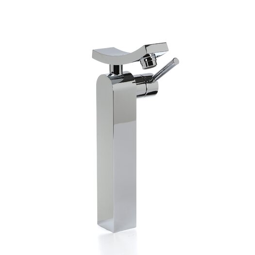 Kraus Unicus Single Hole Bathroom Faucet with Single Handle