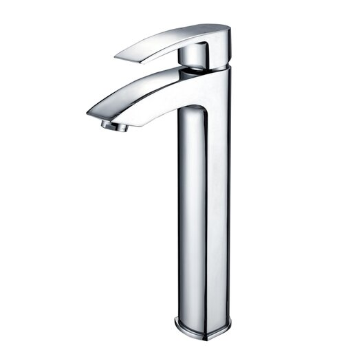 Kraus Visio Single Hole Sink Faucet with Single Handle