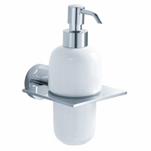 Kraus Imperium Wall-mounted Ceramic Lotion Dispenser
