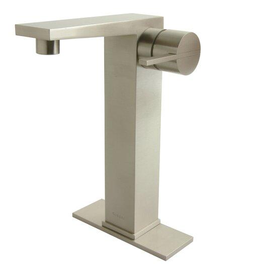 Giagni Contemporary Single Hole Bathroom Faucet with Single Handle