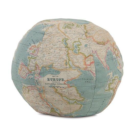 Eastern Accents Kai Monde Globe Decorative Pillow