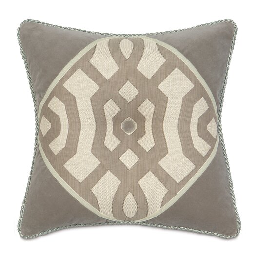 Eastern Accents Rayland Polyester Diamond Tufted Decorative Pillow