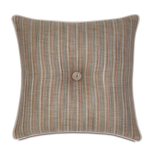 Eastern Accents Avila Polyester Lambert Kilim Tufted Decorative Pillow