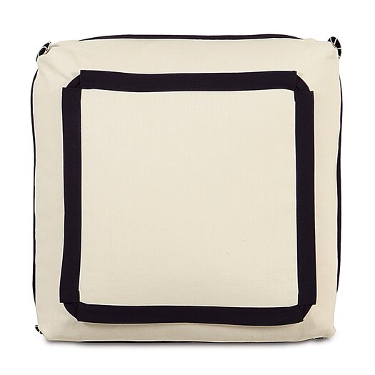 Eastern Accents Evelyn Polyester Breeze Decorative Pillow with Turkish Corners