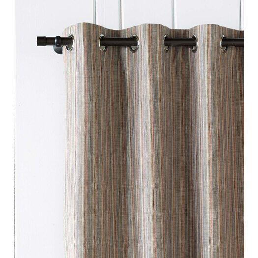 Eastern Accents Avila Lambert Kilim Cotton Grommet Curtain Panel