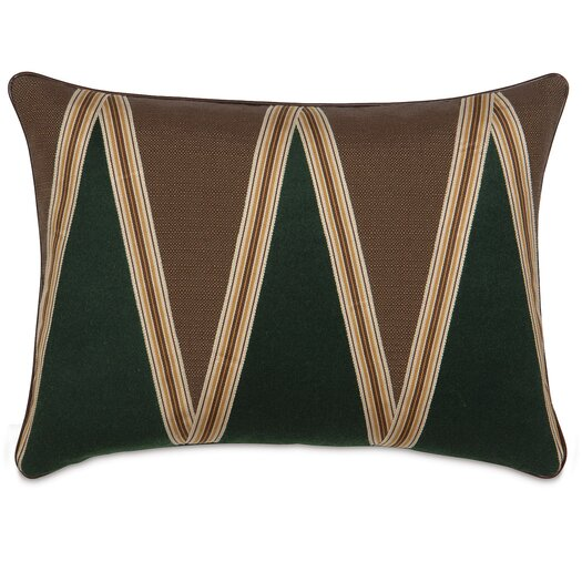 Eastern Accents MacCallum Gable Border Decorative Pillow
