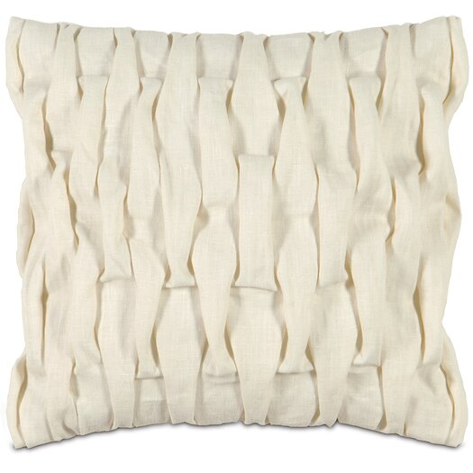 Eastern Accents Daphne Polyester Breeze Decorative Pillow with Pleats