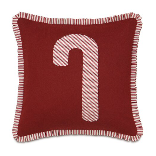 Eastern Accents Candy Cane Decorative Pillow