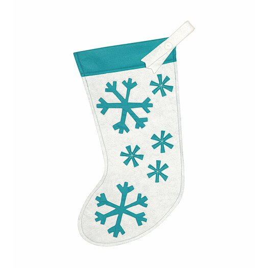 Eastern Accents North Pole Ice Ice Baby Stocking