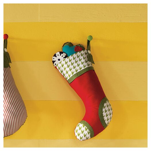 Eastern Accents North Pole French Hen Stocking