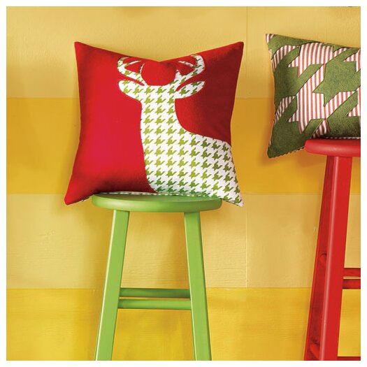 Eastern Accents North Pole Dancer Decorative Pillow