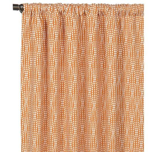 Eastern Accents Dawson Rod Pocket Curtain Panel