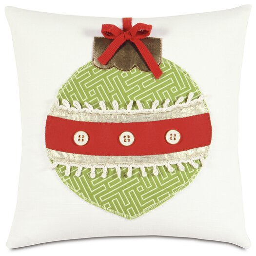 Eastern Accents Seasonally Chic Tory Perch Pillow
