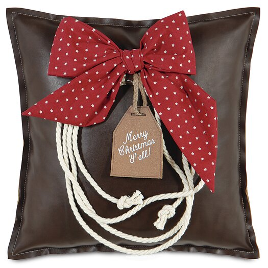Eastern Accents Jingle Bell Rock Merry Christmas Y'all Pillow