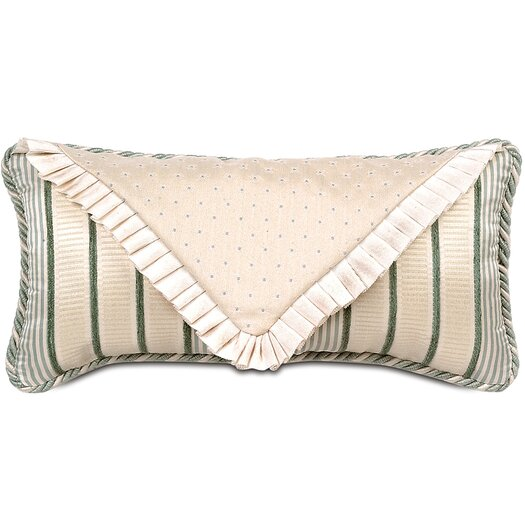 Eastern Accents Carlyle Polyester Clearvaux Envelope Decorative Pillow