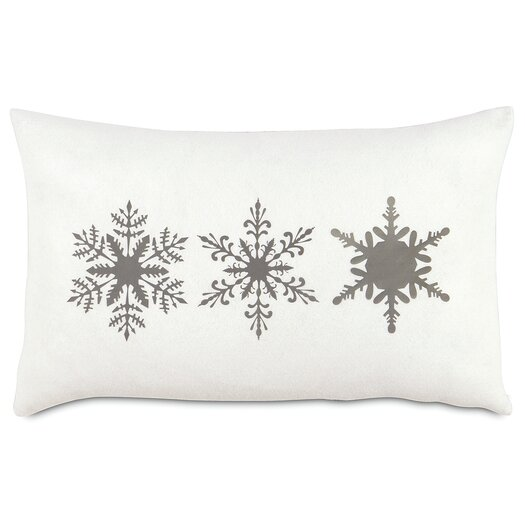 Eastern Accents Dreaming of a White Christmas Dreamsicle Pillow