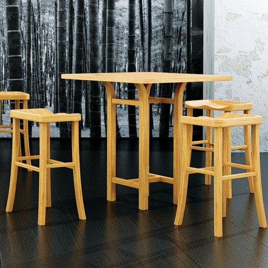 Greenington Tulip Bamboo Dining Table