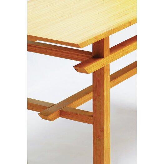 Greenington Lotus Coffee Bamboo Table