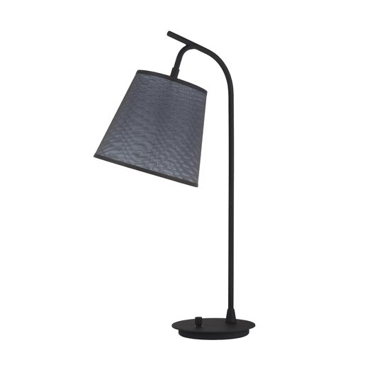 """Lights Up! Walker 26"""" H Table Lamp with Empire Shade"""