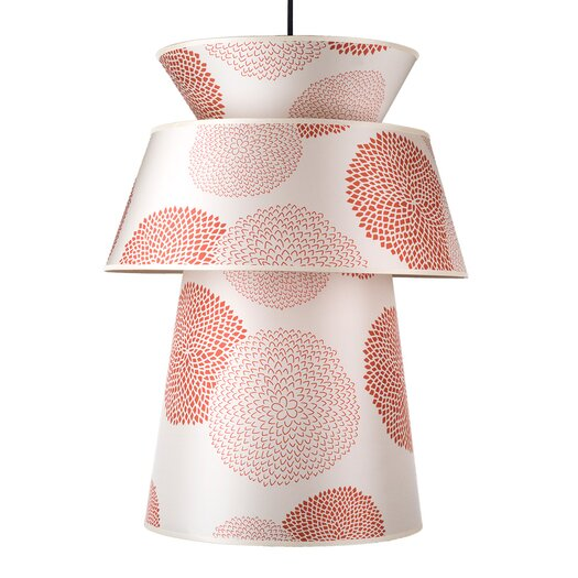 Lights Up! Louie 1 Light Pendant