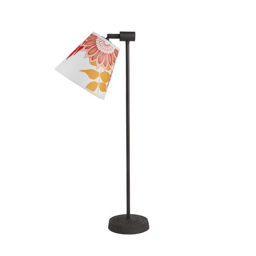 """Lights Up! Zoe 26"""" H Table Lamp with Empire Shade"""