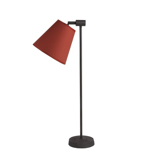 "Lights Up! Zoe 26"" H Table Lamp with Empire Shade"