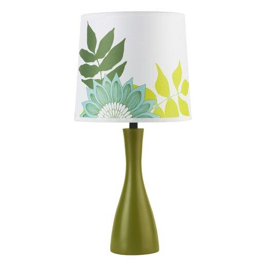 "Lights Up! Oscar Boudoir 18"" H Table Lamp with Empire Shade"