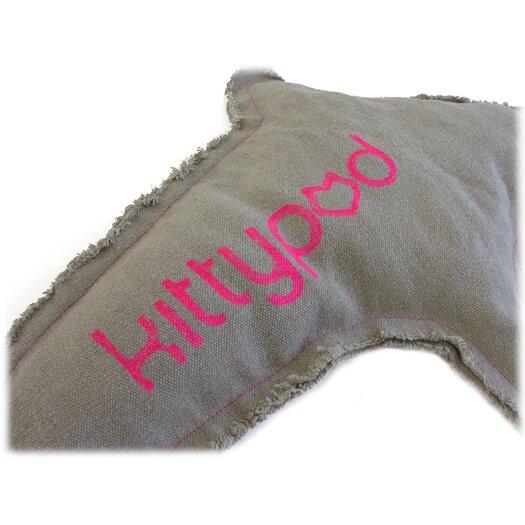 Kittypod Hemp Birdy Cat Pillow