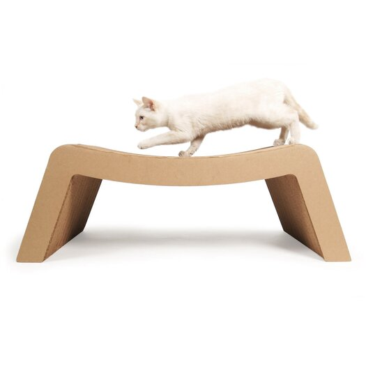 Kittypod Prrrounge Modern Cat Scratcher