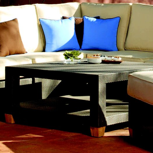 Three Birds Casual Ciera Square Coffee Table